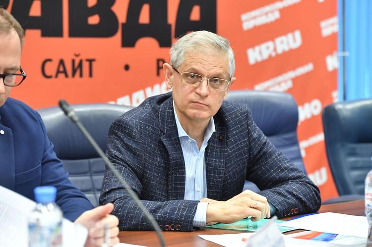 Андрей Кирсанов