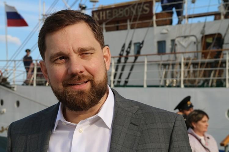Игорь Баринов.