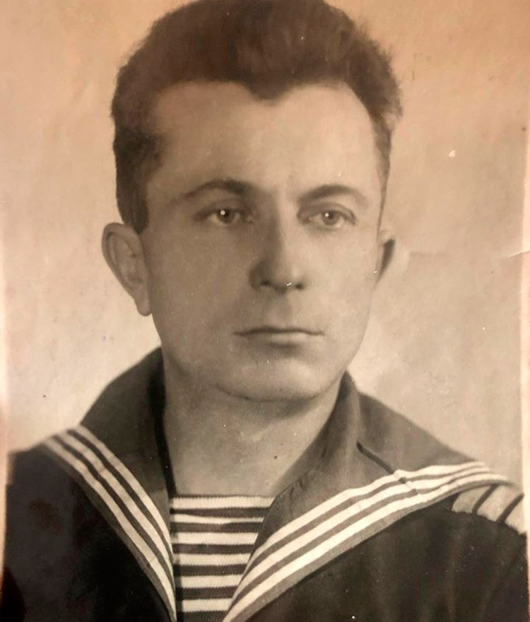 Дед Татьяны Булановой - Леонтьев Павел Дмитриевич