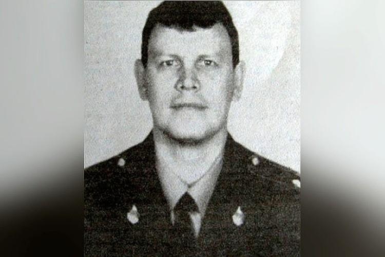Группу по задержанию преступника возглавлял известный милиционер Юрий Онищук