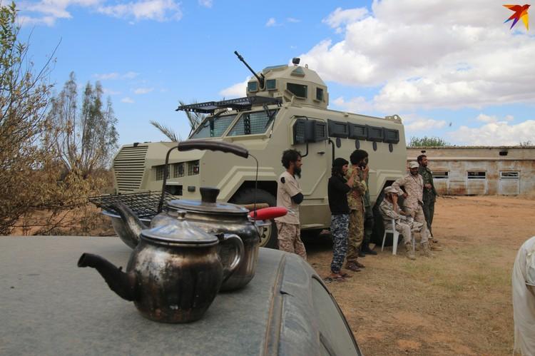 В апреле армия Халифы Хафтара объявила операцию по освобождению столицы от террористических групп