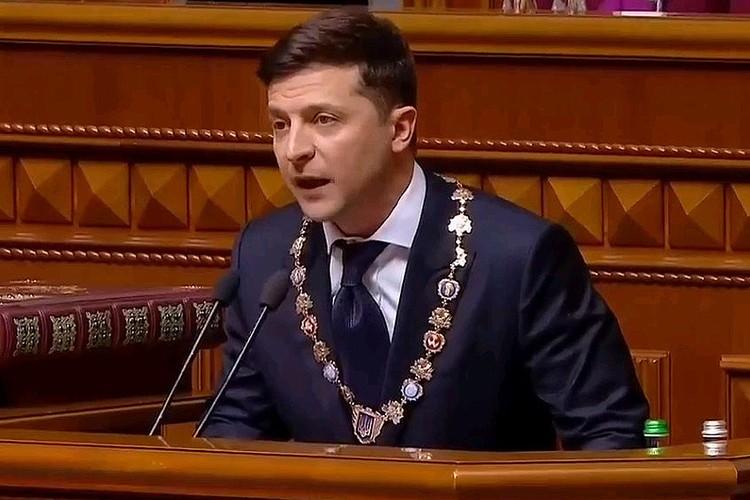 Президент Украины распустил Верховную раду.