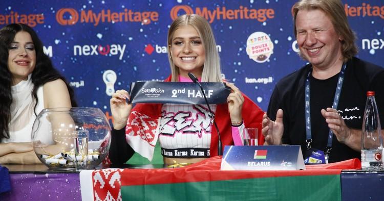 ZENA прошла в финал с отрывом от 11 места только на 2 балла. Фото: eurovision.tv