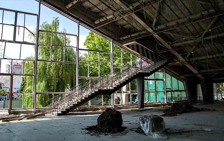 Главный зал. Фото: facebook.com/vladimir.verbitskiy