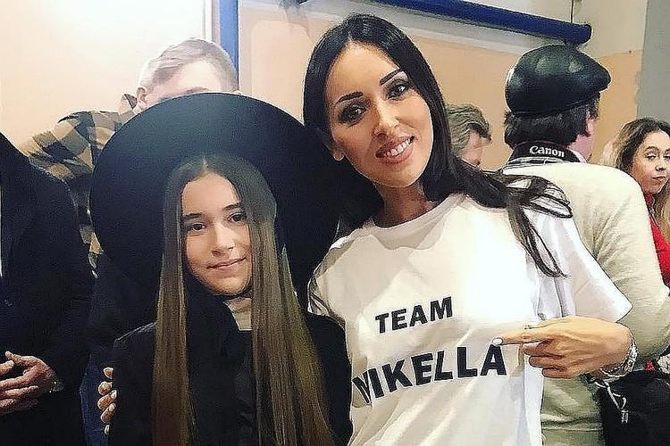 До эфира мама Микеллы уверяла, что девочка сама примет решение, появиться ей в спецвыпуске или нет