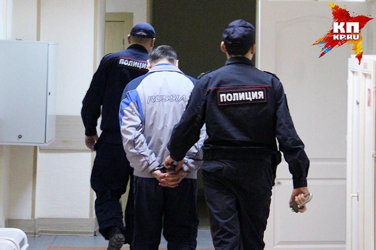 13 лет назад он уже был под стражей, но тогда Чуплинского отпустили