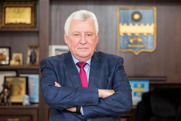 Юрий Поляков. Фото: anapa-official.ru