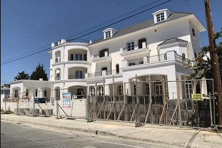 Это тот самый кипрский дом, который блогеры приписали Максиму Галкину и Алле Пугачевой. Как оказалось, это всего лишь сплетни. Фото cyprusbutterfly.com