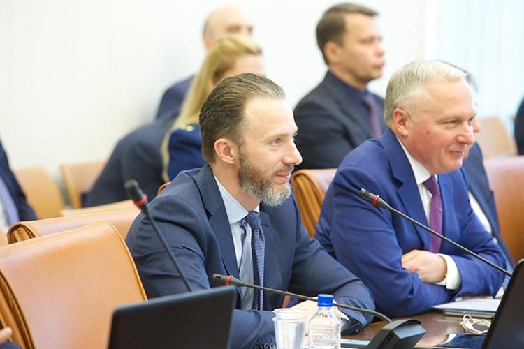 Сергей Пономаренко, первый заместитель губернатора края. Фото: Андрей БУРМИСТРОВ