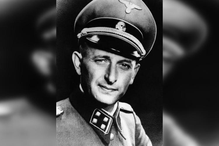 В 1944 году Адольф Эйхман отчитался перед руководителем СС Гиммлером об убийстве 4 миллионов евреев. Фото: fb.ru