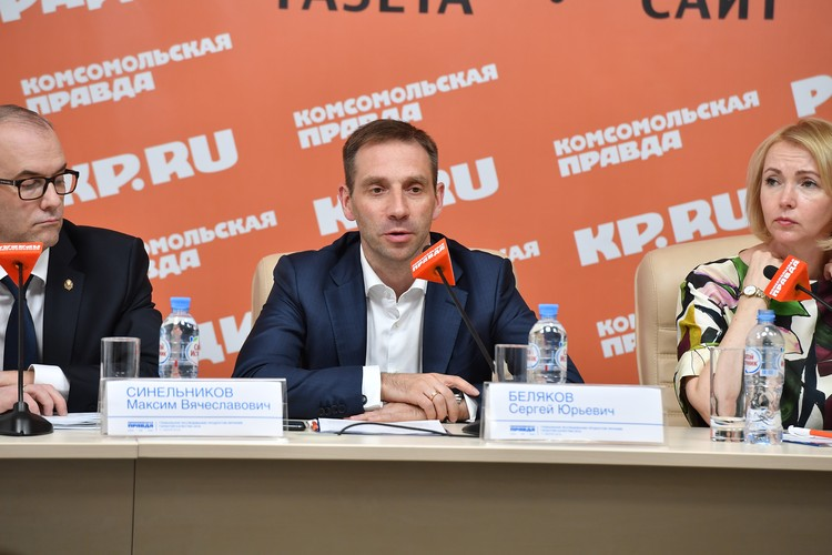 Сергей Беляков, председатель президиума Ассоциации компаний розничной торговли.