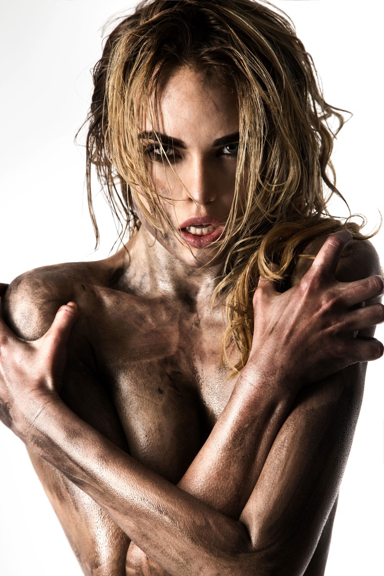 Эллина Мюллер. Фото: Playboy