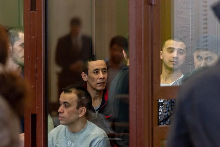 Эргашев не признает свою вину в теракте