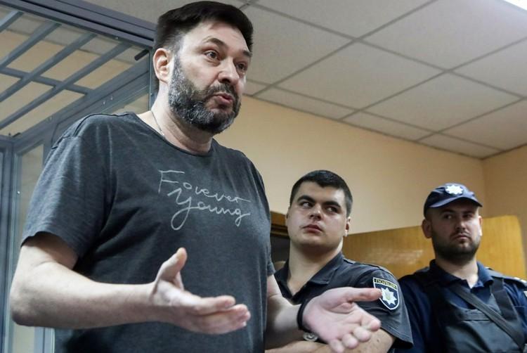 Кирилл, как украинский гражданин, будет в украинском суде отстаивать свою полную невиновность.