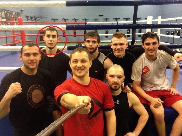 Максим ранее не проиграл ни одного боя в профессиональном боксе