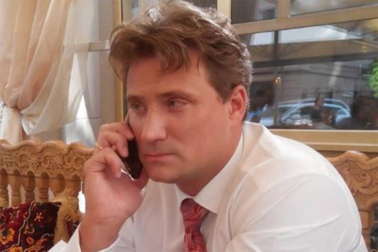 Адвокат Валентин Рыбин.