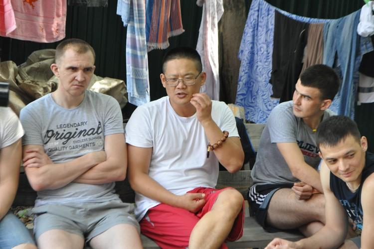 Пациент реабилитационного центра Михаил помнит, как Егор впервые пришел к ним