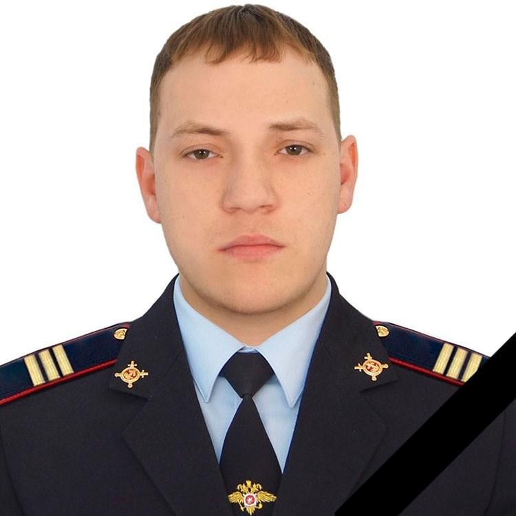 Сержанту полиции Ильмиру Ханову было всего 24 года. Фото со страницы главы города в соцсетях