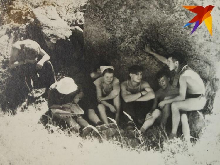 В походе 1957 года между участниками происходили конфликты. Фото: предоставил Павел Тарзин
