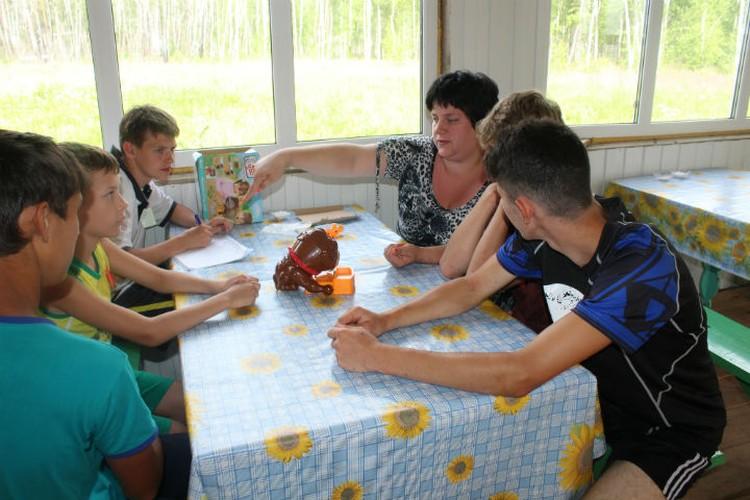 Развивающие игры Фото: Кристина РУКОСУЕВА