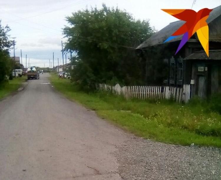 Улица, на которой произошло убийство. Предоставлено читателями «КП»