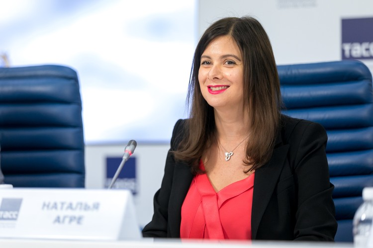 Наталья Агре, президент Экспертного центра «Движение без опасности». Источник фото: ЭЦ «Движение без опасности»