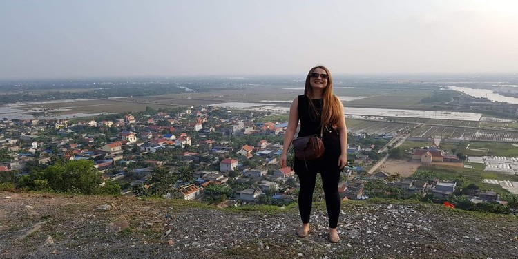 Анна говорит, что жить во Вьетнаме очень дешево Фото: личный архив