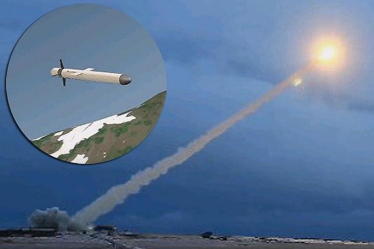 Ракета «Буревестник» с ядерным движком