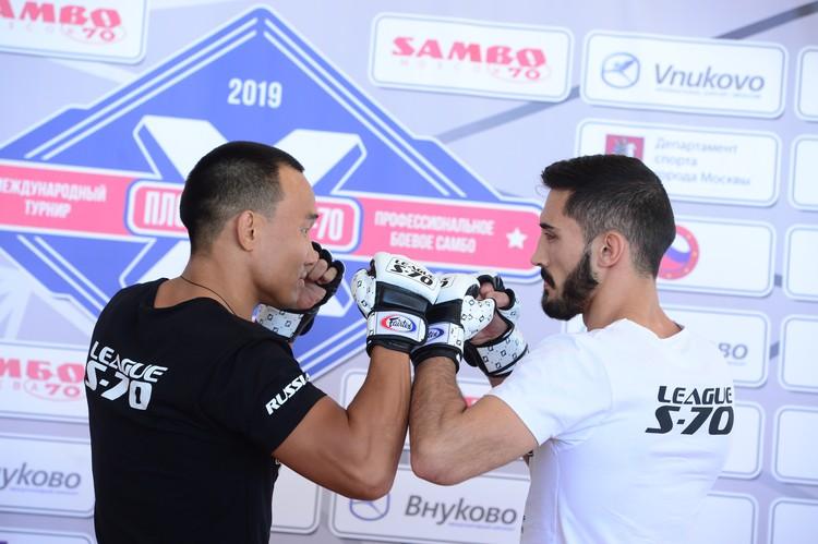 В рамках турнира пройдут 11 боев во всех весовых категориях\ФОТО: пресс-служба турнира