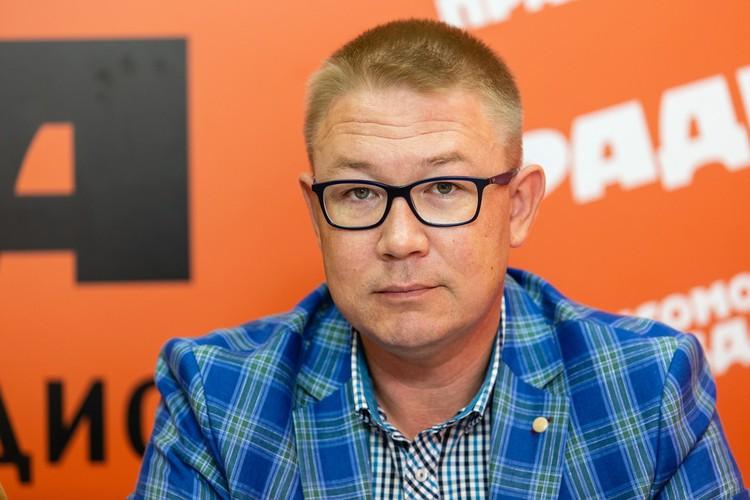 Михаил Демаков, и.о. генерального директора ЮУ КЖСИ