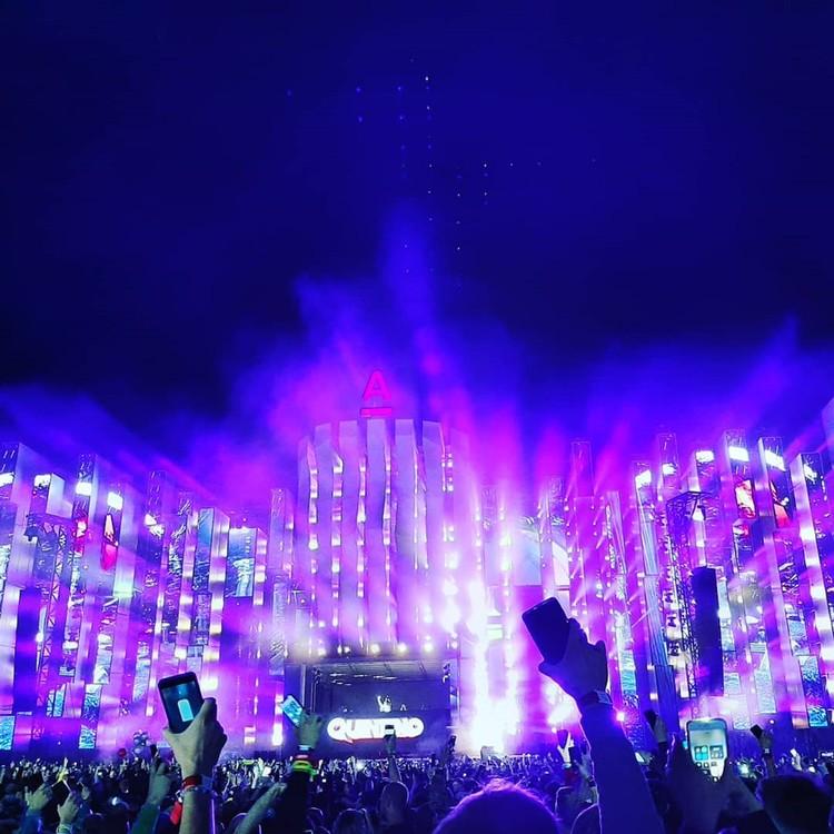 Главная сцена фестиваля. Фото: instagram.com_diyaschastliva