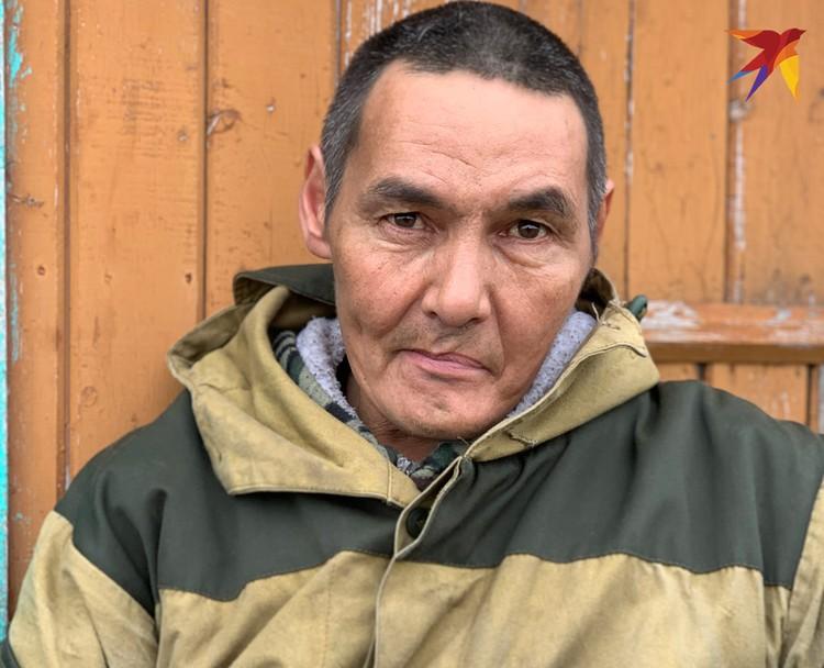 Оленевод Сергей.