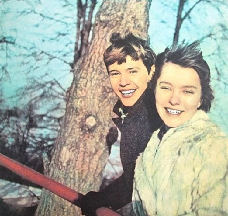 """На обложке журнала """"Советский экран"""", 1965"""