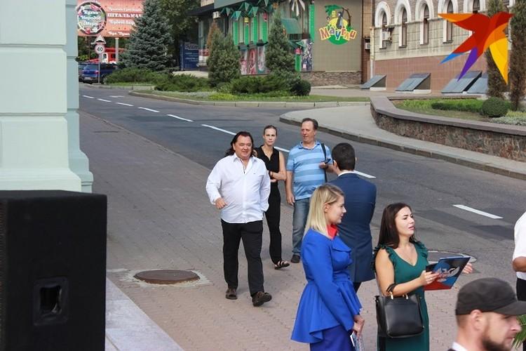 Вадим Писарев дружил с Иосифом Давыдовичем