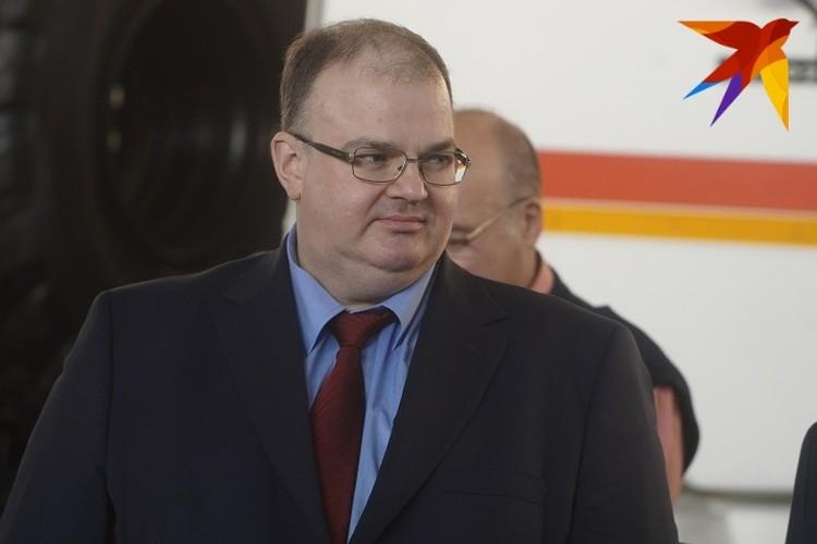 После новости об увольнении хирургов губернатор срочно вызвал из отпуска министра здравоохранения Андрея Цветкова