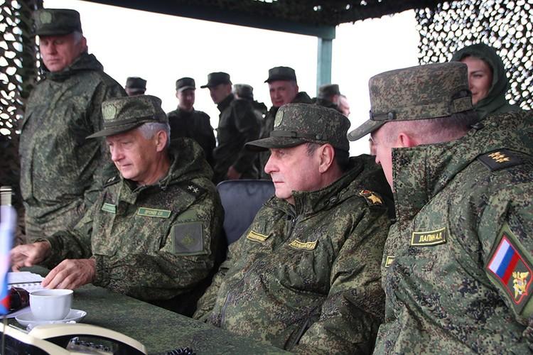 Фото: Антон Новодережкин / Министерство обороны РФ