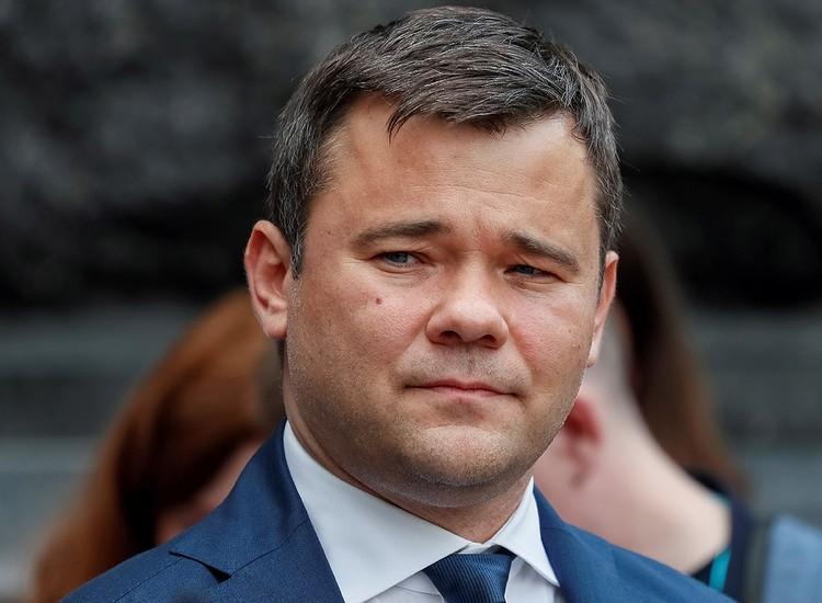Глава Офиса президента Украины Андрей Богдан.