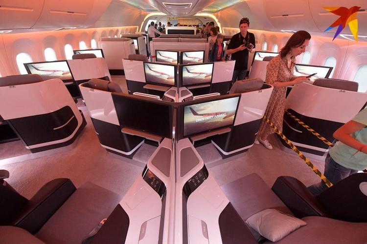 Лайнер на 250-300 пассажиров совершит первый полет до 2022 года