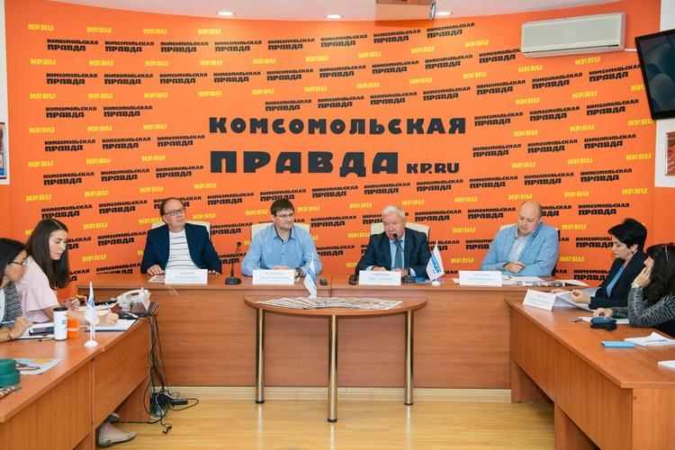 В пресс-центре «КП»-Самара» рассказали, как стать участником ЗОЖ-проекта