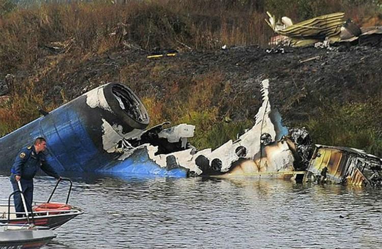 По версии следователей, причиной крушения лайнера стали ошибки пилотов.