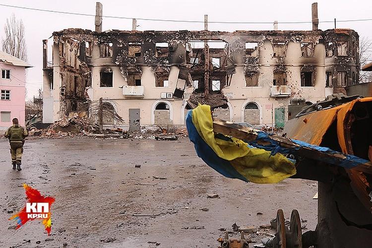 Основные военные действия в Донбассе закончились после военной катастрофы в Дебальцево в феврале 2015 года
