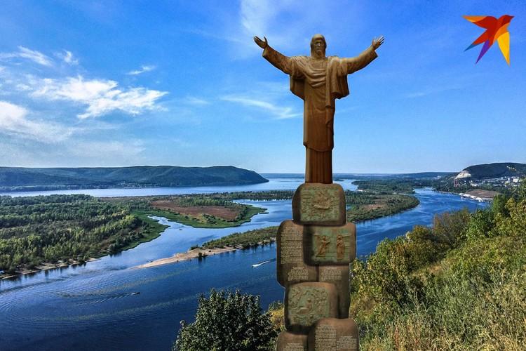 """""""Вертолетная площадка"""" в поселке Управленческий тоже можно рассмотреть в качестве места для статуи"""