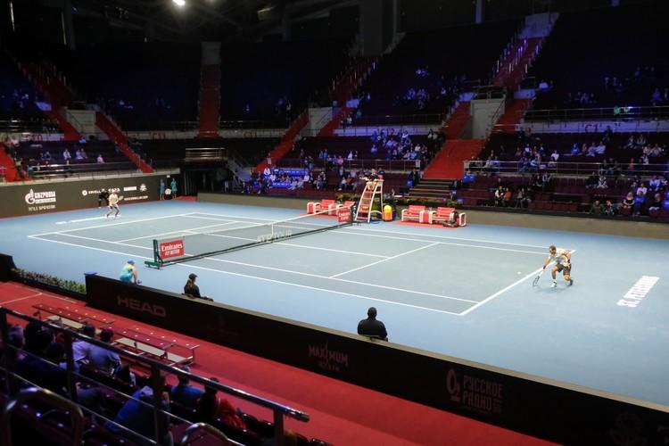 Из четырех российских теннисистов три попали в одну четверть, что означает в перспективе много интригующих матчей