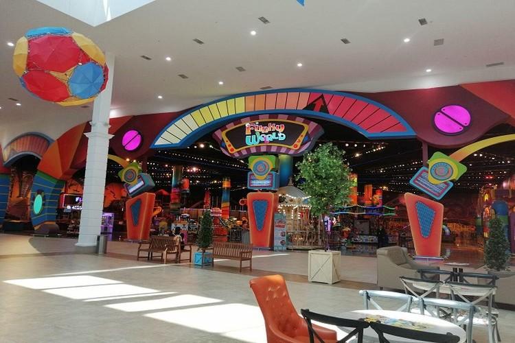Развлекательный парк Funky World – это прорыв в области развлечений, не имеющий аналогов в Казахстане.