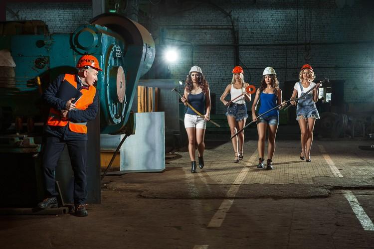 Фото: Набережночелнинский крановый завод.