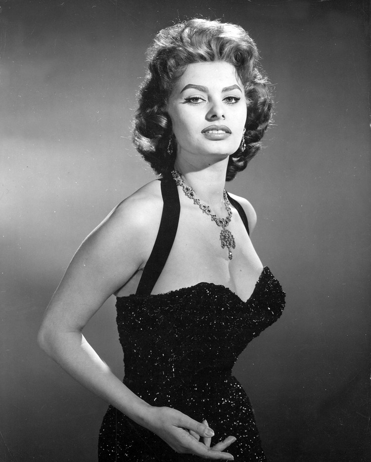 20 сентября исполняется 85 лет самой прекрасной итальянской кинозвезде XX века