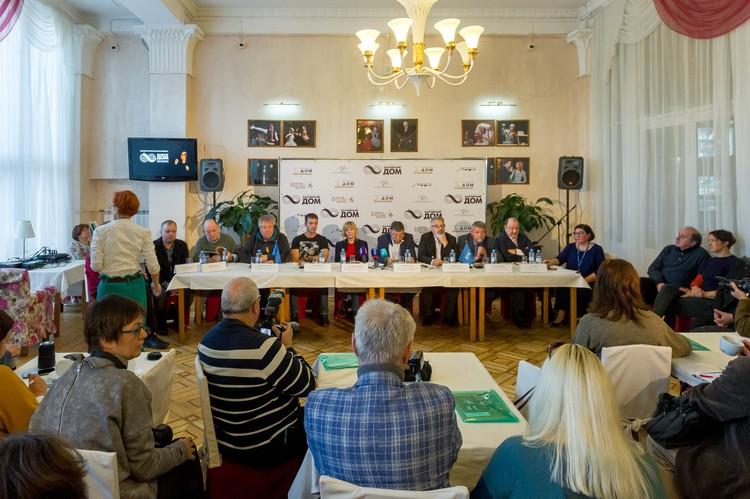 В этом году «Балтийский дом» приурочен к Году театра в России и включен в основную программу Международной театральной олимпиады.