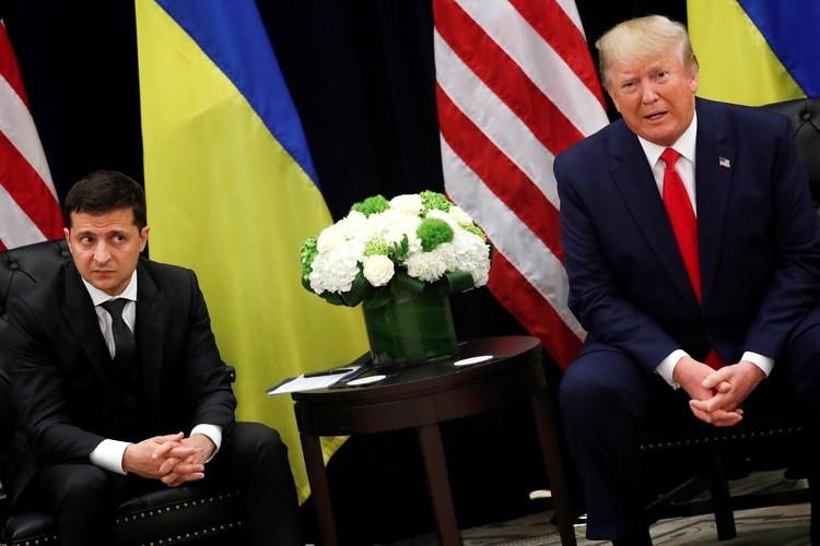 Июльский разговор двух президентов был опубликован как раз в день их личной встречи.