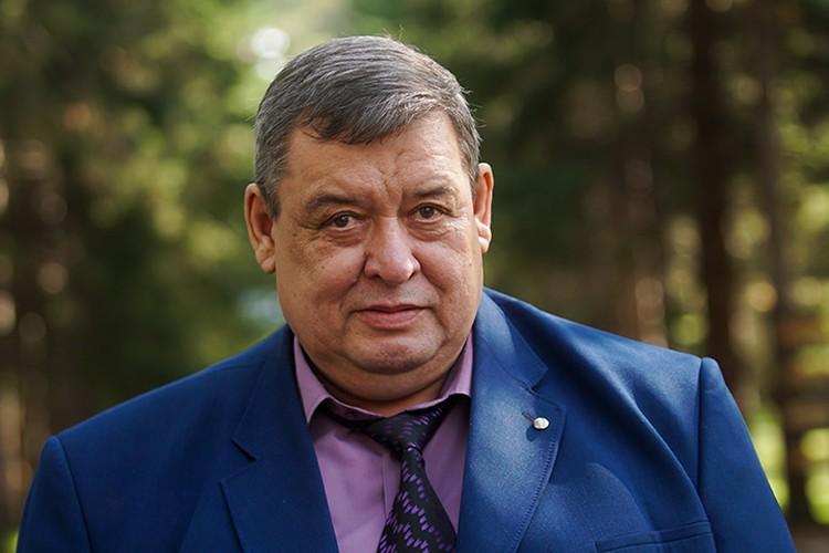 Мэр Саянска Олег Боровский. Фото: Пресс-служба правительства Иркутской области