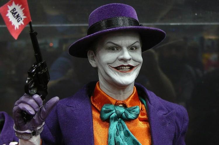 Николсон, говорят, страстно хотел сыграть Джокера